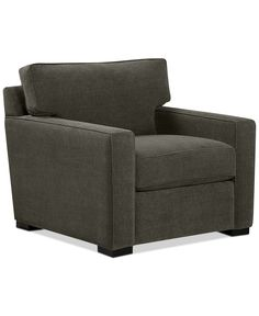 Radley Fabric Living Room Chair - Furniture - Macy's
