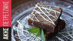 Μπράουνις (Brownies) | Kitchen Lab by Akis Petretzikis