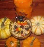 Divas Cuisine: Easy Halloween Trail Mix
