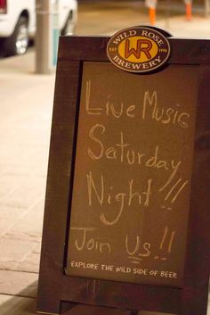 It's true, live music every Saturday night, come join us! Saturday Night, Live Music, Chalkboard Quotes, Art Quotes, Join, Restaurant, Restaurants, Dining Rooms