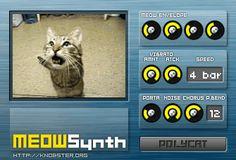 MeowSynth: Síntetisis Gratuita de Maullidos (VST)