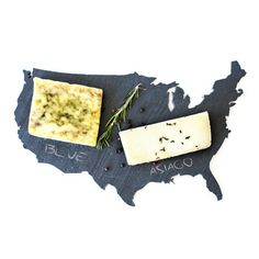 Currently inspired by: United States Slate Cheese Board on Fab.com