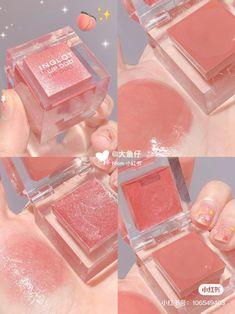 Makeup Kit, Skin Makeup, Makeup Lipstick, Makeup Cosmetics, Beauty Makeup, Anime Makeup, Kawaii Makeup, Cute Makeup, Peach Makeup