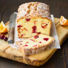 The Bojon Gourmet: Cointreau-Glazed Cranberry Clementine Tea Cake