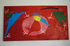 Marie Ramstrøm: Painting