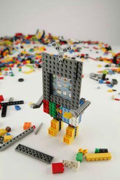Belkin & Lego Builder iPhone Case