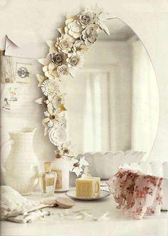Specchi decorati fai da te  (Foto 26/40) | PourFemme