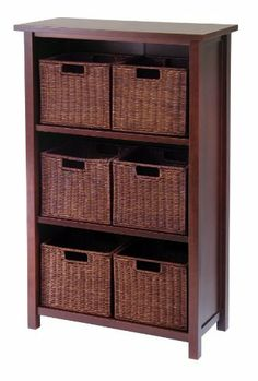 16 Best Cabinet With Baskets Images Storage