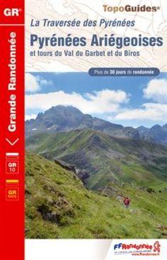 Wandelgids GR10 - Ref. 1090 / Pyrénées Ariégeoises (9782751406072) FFRP