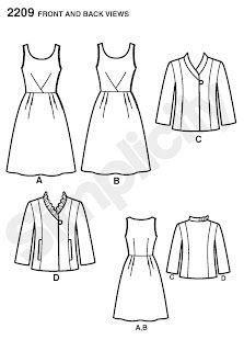 liza jane sews: I Made A Dress