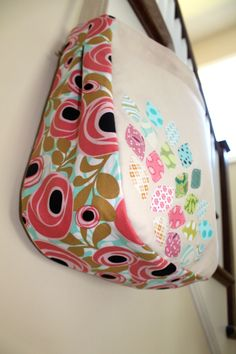 kelbysews: Another Super Tote!