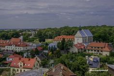 Panorama - Sandomierz