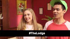 Interview: Sophie Simnett + Joshua Sinclair-Evans | The Lodge (The Fan C...
