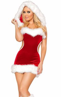 a0875b05e77a Christmas Present Costume by Roma Christmas Present Costume, Santa Outfit, Santa  Dress, Halloween