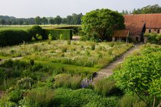 Piet & Anja Oudolf's Private Garden