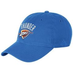 9b109adcfe2 Adidas Oklahoma City Thunder Logo Slouch Adjustable Blue Womens Hat by  adidas.  17.95. Adjustable