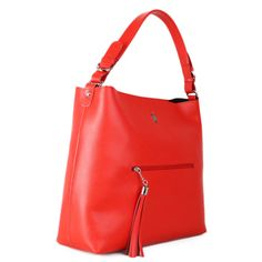 Farba kabelky je pomarančová. Zapínaná je zipsom Rebecca Minkoff, Bags, Fashion, Handbags, Moda, Fashion Styles, Taschen, Fasion, Purse