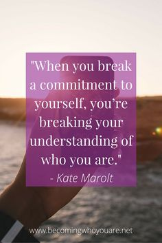 The Value of Self-Knowledge with Kate Marolt #podcast >> | www.becomingwhoyouare.net
