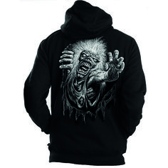 Iron Maiden Hooded Top: No Prayer Wholesale Ref:IMHOOD04MB