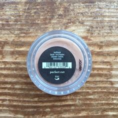 Perfect Cut Bare Minerals Eyeshadow Brand new, sealed full sized eyeshadow from Bare Minerals in the shade perfect cut. No trades. Please ask if you have any questions, need any measurements or more pictures. bareMinerals Makeup Eyeshadow