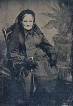 In Black, Tintype, Circa 1875. © Ann Longmore-Etheridge Collection. | Flickr - Photo Sharing!