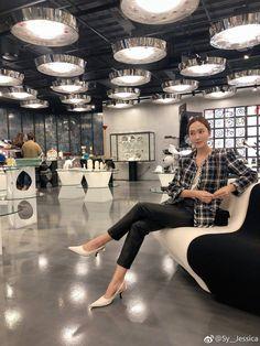 Jessica jung predebut jessica j Blackpink Fashion, Fashion Poses, Daily Fashion, Korean Fashion, Jessica & Krystal, Krystal Jung, Jessie, Jessi Kpop, Jessica Jung Fashion