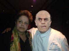 José Serra elogia olheiras de Dilma