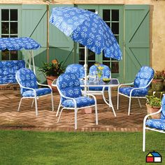 juego terraza saint thomas de piezas jardin