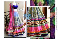 Ethnic Indian Bollywood Designer party Wear Traditional Ghagra choli  Wedding  #Berismaa #DesignerLahengacholiwithunstitchedblouse