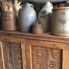 Talmadge Road Merchantile - perfect primitive display