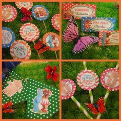 In The Night Garden Birthday Party Ideas Night garden Gardens
