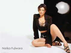 Celebs Gallery: Japanese beauty Norika Fujiwara