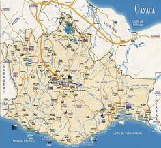El Estado de Oaxaca.