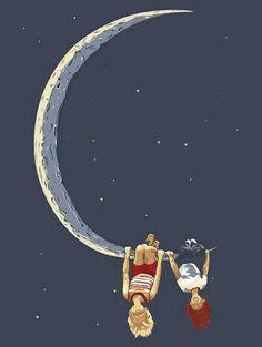 Moon exercice
