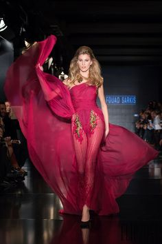 Fouad Sarkis Couture 2015 Collection