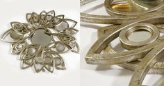 9 Sommertrends von Goldspiegel | Metalish Spiegel - Neapoli von Boca do Lobo. Ein inspiration zu Ihr Wohnzimmer | #goldspiegel #wohnzimmerdesign #luxumobel #einzigartigspiegel