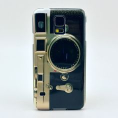What Are You Waiting Photo Samsung Galaxy S5 Phone Case With Cool Camera Graphic Design