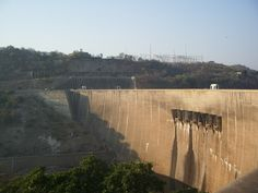 Part of the Lake Kariba man-made area. This wall was built to keep the water in & create the world's largest dam. Zimbabwe, Worlds Largest, Highlight, Cruise, Explore, Building, Water, Travel, Lights