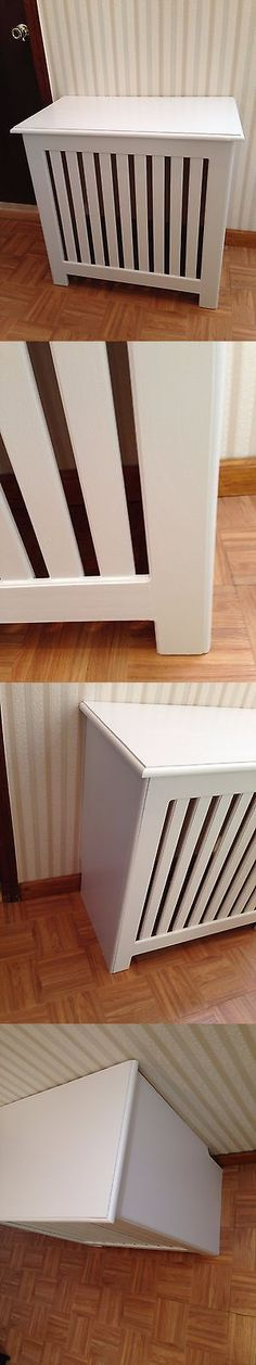 Other Wood and Project Materials 183160: Radiator Cover Handmade From Wood -> BUY IT NOW ONLY: $250 on eBay!