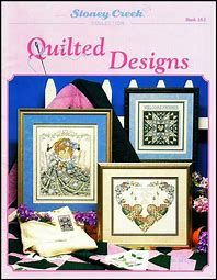 Stoney Creek Book 163 Quilted Designs for X Stitching Craft Patterns, Quilt Patterns, Cross Stitch Designs, Cross Stitch Patterns, Pocket Pal, Craft Sale, Quilting Designs, Projects To Try, Gallery Wall
