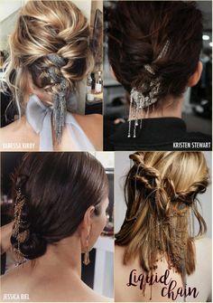 Pra inspirar: os lindos acessórios de cabelo da Lelet