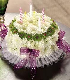 34 Best Flower Cakes Images Flower Cakes Floral Arrangements