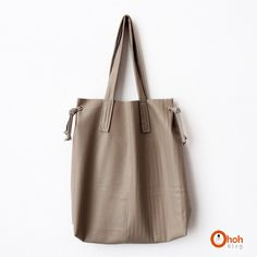 A faux leather bag tute on the Ohoh Blog - looks easy enough!