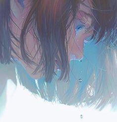 Anime Art Girl, Manga Art, Pretty Art, Cute Art, Aesthetic Art, Aesthetic Anime, Art Sketches, Art Drawings, Japon Illustration