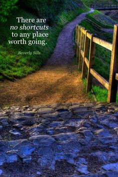 There really aren't.....and places that are easy to get to aren't worth anything