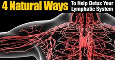 Your body has an elegant system for removing and disposing of waste products called the lymphatic system. Are you experiencing chronic illnesses, conditions and/or pain? It may be a sign that your lymph system needs detoxification. Learn 4 Natural Ways To Help Detox Your Lymphatic System