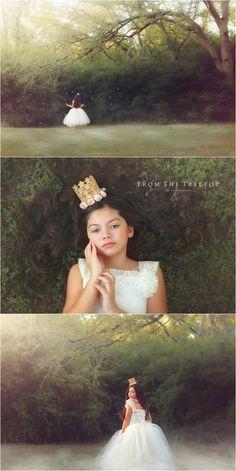 garden princess..a fairy tale session
