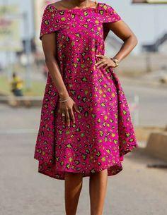 African Fashion Ankara, Latest African Fashion Dresses, African Print Fashion, African Ankara Styles, African Style, Ethnic Fashion, Short African Dresses, African Print Dresses, Best African Dress Designs