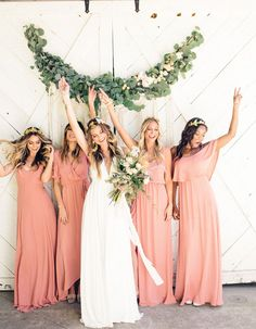 d18301194c The Most Stunning Summer Bridesmaid Dresses Of 2018