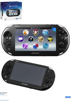 Video Gaming: Sony Playstation Vita Wifi Ps Vita Slim Handheld Gaming Console Pch-2001 New BUY IT NOW ONLY: $164.99 #priceabateVideoGaming OR #priceabate